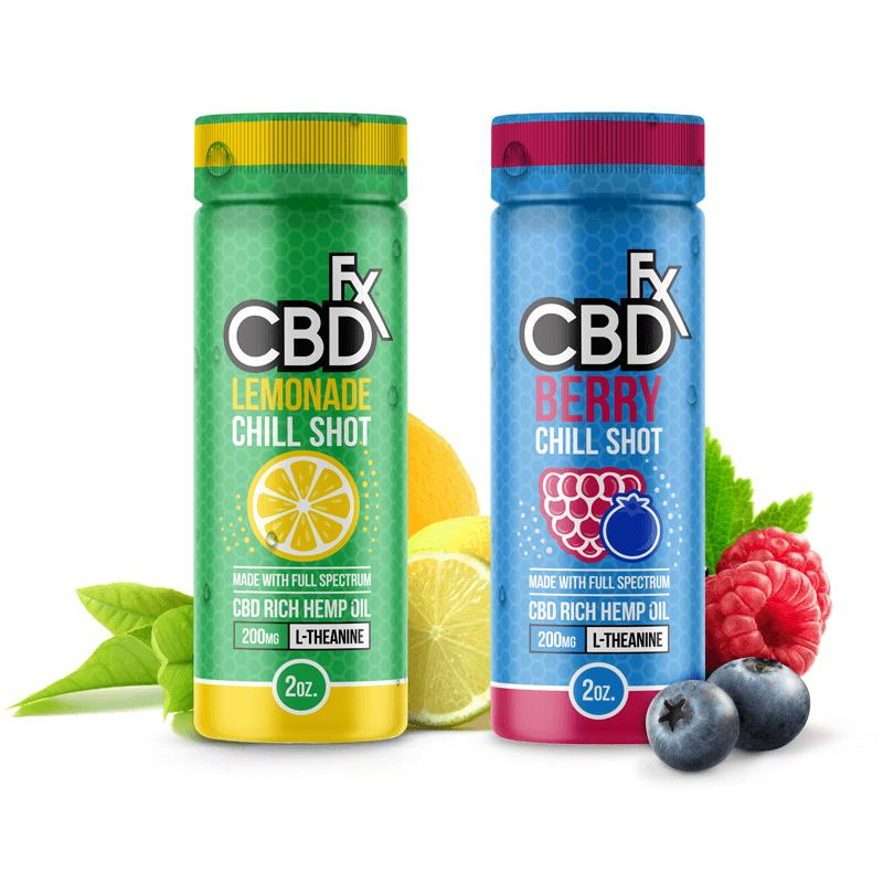 CBDfx-beverages