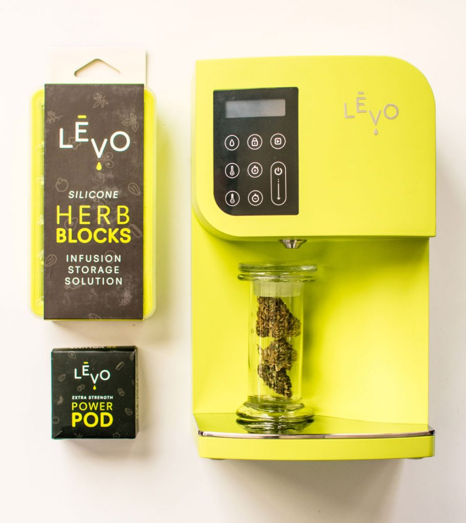 Levo Herbal Infuser