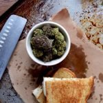 Cannabis Grilled Cheese Sandwich