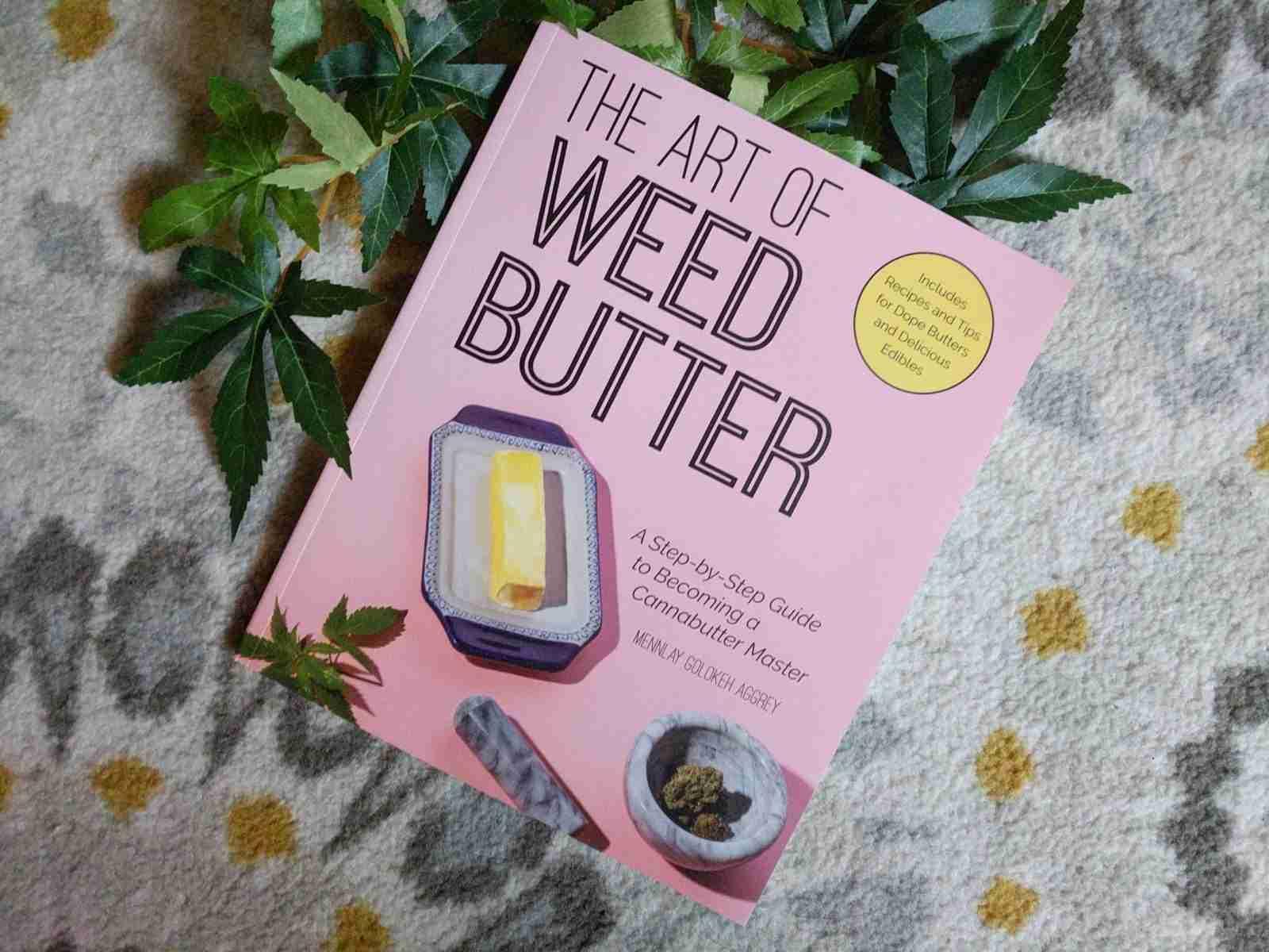 Art Of Butter Cannabis Book