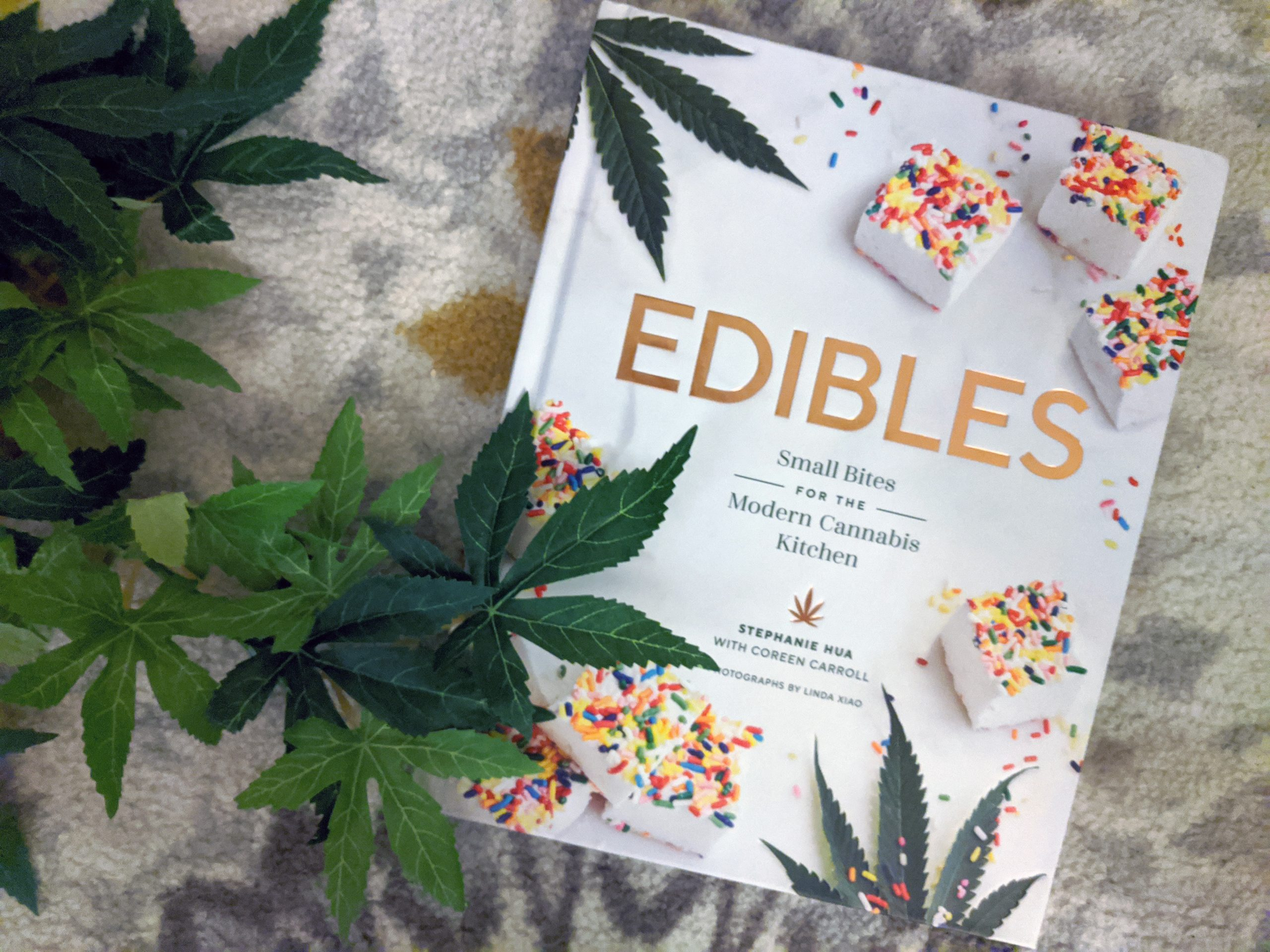 Edibles Cannabis Infused Cookbook