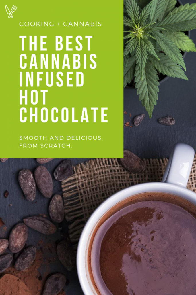 The Best Infused Cannabis Hot Chocolate